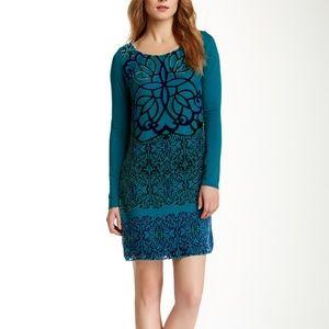 Hale Bob printed Dress XS